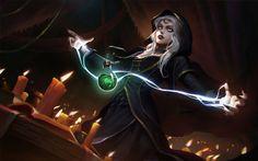 Witch, by YI XU
