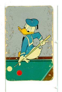 Single Playing Card Disney Donald Duck Art New Discovery Not listed http://clektr.com/vjv