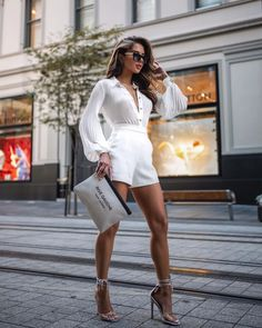 Mode Outfits, Stylish Outfits, Fashion Outfits, Womens Fashion, Heels Outfits, Classy Summer Outfits, Spring Outfits, Classy Going Out Outfits, Classy Outfits For Women