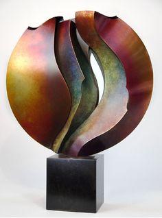 Sirius, Bronze Sculpture, Alex Kveton