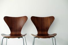 Via Stil Inspiration | Arne Jacobsen Chairs
