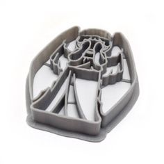 Doctor Who Weeping Angel Cookie Cutter — WarpZone Prints