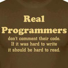 No ! It's not true! If it was hard to code, then you did something wrong! Change your mind, change your algorithm !