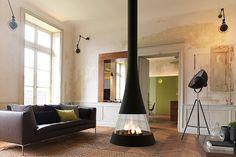 JC Bordelet fireplaces: harmony creator since 1976