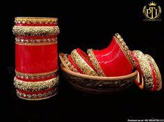 Beautiful and awesome wedding bangles