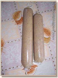 Część X - Podrobowe - kaszanka, pasztetowa, salceson i smarówka ze skwarków. How To Make Sausage, Sausage Making, Polish Recipes, Polish Food, Rolling Pin, Lamb, Homemade, Meat, Recipes