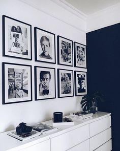 Apartment Living Room Set Up Ikea 48 Ideas For 2019 Living Room Sets, Living Room Decor, Living Spaces, Home Bedroom, Bedroom Decor, Ikea Bedroom, Casa Clean, Deco Design, Wall Design