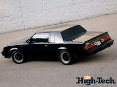 My Dream Car~Buick Grand National
