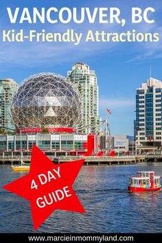Looking for things to do in Vancouver, BC with kids? Find out kid activities, kid-friendly hotels, and my 4 day Vancouver itinerary for families. Vancouver Travel, Vancouver City, Vancouver Vacation, Family Vacation Destinations, Best Vacations, Cruise Vacation, Travel Destinations, Cruise Travel, Travel With Kids