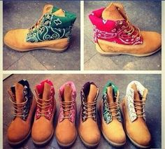 Timberland x Nadege work boots Custom Timberland Boots, Timberland Boots Outfit, Timberland Waterproof Boots, Timberlands Shoes, Timberland Premium, Custom Painted Shoes, Custom Shoes, Colette Store, Custom Sneakers