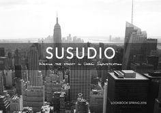 Susudio spring'16 lookbook