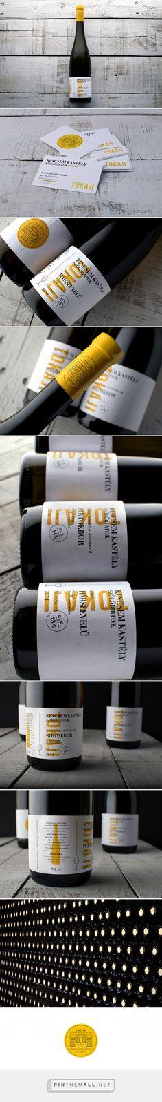 Kincsem Kastély Winery Packaging by Kissmiklos | Fivestar Branding Agency – Design and Branding Agency & Curated Inspiration Gallery