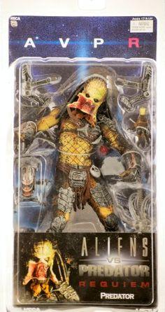 Alien VS. Predator: Requiem NECA Action Figure Series 3 Unmasked Predator (Open Mouth) NECA http://www.amazon.com/dp/B001CDSAEC/ref=cm_sw_r_pi_dp_WC.Eub13Q1V62