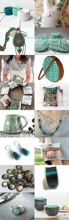 A Tease of Teal! ~ BFW Spring Gift Ideas! by Kathy Carroll on Etsy--Pinned with TreasuryPin.com https://www.etsy.com/treasury/NjY0Njk3M3wyNzI0ODQyNDY3/a-tease-of-teal-bfw-spring-gift-ideas?ref=fp_treas&aref=34748400965