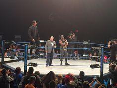 Spoiler: Former #WWE Superstar Alberto Del Rio Debuts for Impact Wrestling