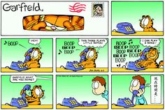 Garfield | Daily Comic Strip on June 2nd, 1996