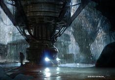 Dead Space 3 Concept Art by Jason Felix