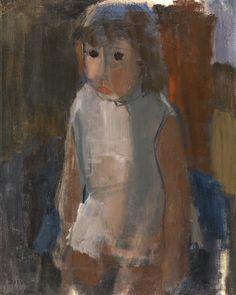 Hippolyte Daeye, Child, 1933 © KMSKA / Lukas Art in Flanders vzw - photo Hugo Maertens