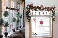 Csodálatos karácsonyi ablakdekorációk, amiket te magad is elkészíthetsz!