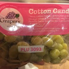 Holy... Shit. #thegrapery #cottoncandy #grapes are amazing! Grown in #california #sustainable #organic #nogmo #nongmo #vineyard #candy #healthy #wonderland