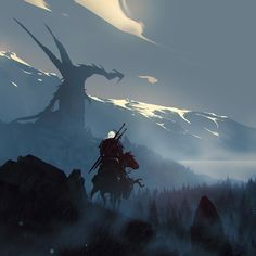 Witcher wallpaper by ömer tunç #TheWitcher3 #PS4 #WILDHUNT #PS4share #games #gaming #TheWitcher #TheWitcher3WildHunt
