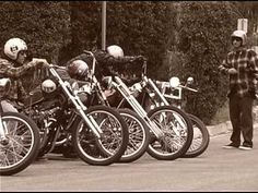 Choppertown: the Sinners (first ten minutes!) If like me you are a little slow on the uptake and haven't seen this then I can HIGHLY recommend it. best bike documentary I've seen so far. great film, amazing bike.