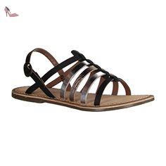 Sandales pour Fille KICKERS 472310-30 DIXMILLION FUCHSIA q4VPiVw