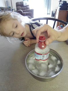 Savvy and Sleek: Kid craft- Science experiment