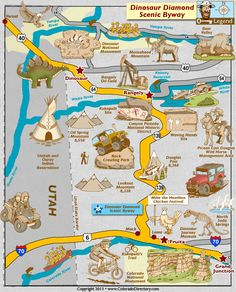 Responsible ATV Driving – The Towing Guide Colorado National Monument, National Parks, Us Forest Service, Road Trip Map, In Case Of Emergency, Parcs, Travel Usa, Places To Go, Dinosaur Colorado