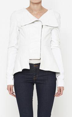 Willow White Jacket
