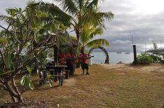 wedding at Musket Cove Resort Fiji