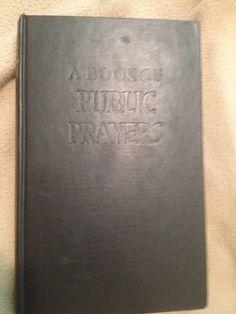 Public Prayers Harry Emerson Fosdick Emerson, Prayers, Public, Collection, Prayer