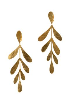 Hervé Van der Straeten earrings