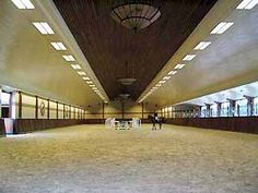 Amazing indoor arena