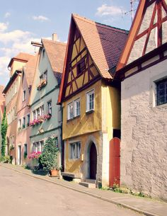 Candy Village  8x10 Art Photo Print  Germany by gypsyfables, $19.00