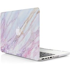 iDOO MacBook Pro 13 Case 2017 & 2016 Release / Soft Touch Plastic Hard Case Cover for Newest MacBook Pro 13 inch with / without Touch Bar - Pink Marble Macbook Air Cover, Macbook Pro 13 Case, Macbook Air 13 Inch, Newest Macbook Pro, Laptop Cases, Macbook Air 13 Pouces, Laptop Store, Best Laptops, Pink Marble