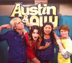 """""""Austin and ally"""""""