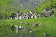 Bavona Valley, Ticino Canton, Switzerland World View, Our World, Canton Ticino, Secret Location, Live In The Now, Timeline Photos, Image Photography, Switzerland, Beautiful Places