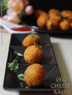 Vegetable Cheese balls is a tasty and crispy recipe which every kids would love to eat it. The cheese just melts and is a great starter for any parties. Breakfast For Dinner, Breakfast Recipes, Snack Recipes, Dinner Party Starters, Veggie Cheese, Cheese Ball, Learn To Cook, Easy Snacks, Kids Meals