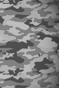 Gray Camo Wallpaper