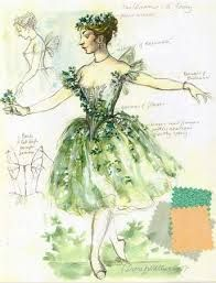Ideas for a fairy costume. :)