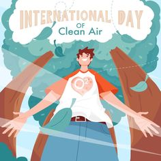 #holidays_with_Amadine is ready to breathe easier on the International Day of Clean Air! It's high time to recognize the amount of work that must be done to reduce the effects of smog, smoke and other forms of air pollution. #amadineapp #digitalpainting #digitalart #digitalillustration #vectorillustration #vectorgraphics #vectordrawing #vectorimage #vectorwork #designapp #designsoftware #vectors #vector_art #Amadine_around_the_world #travel_with_Amadine #dayofcleanair #internationaldayofcleanair Graphic Design Software, App Design, Vector Graphics, Vector Art, International Day, Drawing Tools, Digital Illustration, Digital Art, Air Pollution