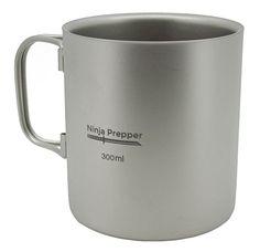 Mizu, the Insulated Titanium Mug ** Visit the image link more details.