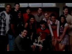 Adorable <3   Glee - My Love Is Your Love (Full Performance) (Official Music Video)