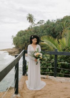 Tropical bridal bouquet inspiration | Image by Raw Shoots Photography Wedding Costs, Budget Wedding, Wedding Blog, Destination Wedding, Dream Wedding, Ceremony Backdrop, Wedding Ceremony, Wedding Budget Breakdown, Tropical Floral Arrangements