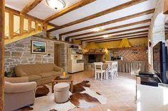 Kroatien Istrien (Nahe Krbune) - Romantisches Ferienhaus für 4 Personen Wohnbereich Ref. 160284-20