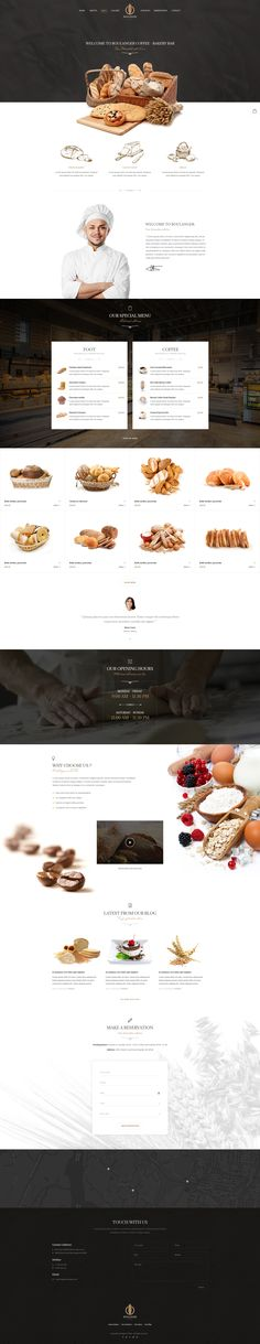 Nitro bakery theme attachment