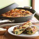 Try the Lasagna Frittata Recipe on williams-sonoma.com