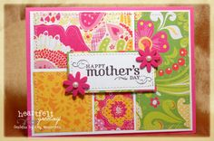 Mother's Day Card-Pretty