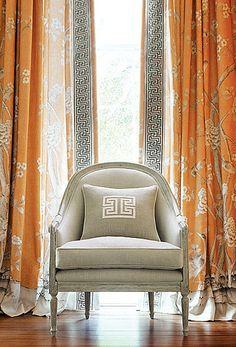 Angie Helm Interior Design: Mary McDonald for Schumacher